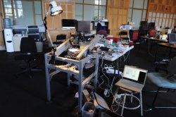Robot Camera Stage